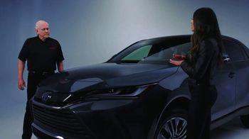 2021 Toyota Venza TV Spot, 'Barrett-Jackson: Premium Feel' [T1] - Thumbnail 5