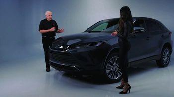 2021 Toyota Venza TV Spot, 'Barrett-Jackson: Premium Feel' [T1] - Thumbnail 8