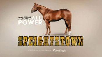 WinStar Farm, LLC TV Spot, 'Speightstown: All Power' - Thumbnail 9