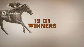 WinStar Farm, LLC TV Spot, 'Speightstown: All Power' - Thumbnail 1