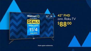 Walmart Black Friday TV Spot, 'Deals for Days: Black Friday Evento' canción de Aretha Franklin [Spanish] - Thumbnail 2