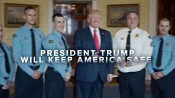 Donald J. Trump for President TV Spot, 'Uphold the Law' - Thumbnail 6