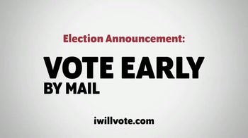 The Democratic National Committee TV Spot, 'Voting Early' - Thumbnail 4