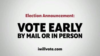 The Democratic National Committee TV Spot, 'Voting Early' - Thumbnail 5