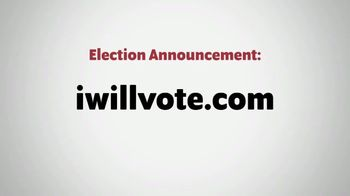 The Democratic National Committee TV Spot, 'Voting Early' - Thumbnail 6