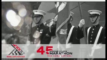 Marine Corps Marathon TV Spot, 'Gone Virtual' - Thumbnail 2