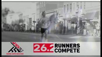 Marine Corps Marathon TV Spot, 'Gone Virtual' - Thumbnail 3