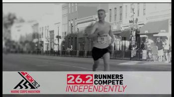 Marine Corps Marathon TV Spot, 'Gone Virtual' - Thumbnail 4