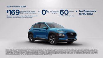 2020 Hyundai Kona TV Spot, 'Paid Attention' [T2] - Thumbnail 5