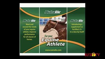NutraLix TV Spot, 'Equine Athlete' - Thumbnail 1
