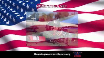 Honoring America's Veterans TV Spot, 'Nominate a Vet During COVID-19' - Thumbnail 10