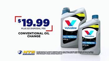 National Tire & Battery Big October TV Spot, 'Instant Savings: Cooper Tires: Oil Changes'