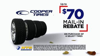 National Tire & Battery Big October TV Spot, 'Instant Savings: Cooper Tires: Oil Changes' - Thumbnail 2