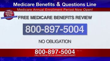 Medicare Benefits & Questions Line TV Spot, 'Attention Seniors: Presidential Election' - Thumbnail 2