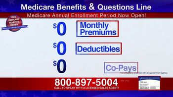 Medicare Benefits & Questions Line TV Spot, 'Attention Seniors: Presidential Election' - Thumbnail 7