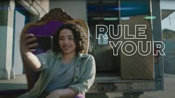 Metro by T-Mobile TV Spot, 'Rule Your Day: 5G Samsung Galaxy'