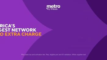 Metro by T-Mobile TV Spot, 'Rule Your Day: 5G Samsung Galaxy' - Thumbnail 7
