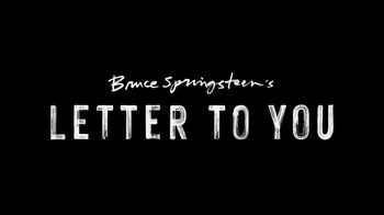 Apple TV+ TV Spot, 'Bruce Springsteen's Letter to You' Song by Bruce Springsteen - Thumbnail 10