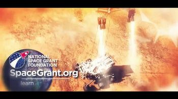 National Space Grant Foundation TV Spot, 'The First Step' - Thumbnail 6