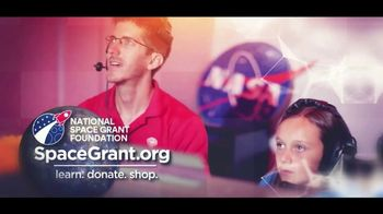 National Space Grant Foundation TV Spot, 'The First Step'