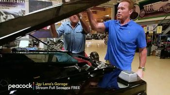 Peacock TV TV Spot, 'Jay Leno's Garage' - Thumbnail 2