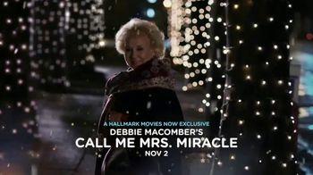 Hallmark Movies Now TV Spot, 'New in November 2020' Song by B2B - Thumbnail 4