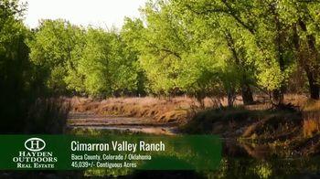 Hayden Outdoors TV Spot, 'Cimarron Valley Ranch'