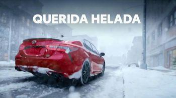 Toyota TV Spot, 'Querida helada' [Spanish] [T2] - 3 commercial airings