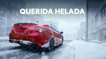 Toyota TV Spot, 'Querida helada' [Spanish] [T2] - Thumbnail 1