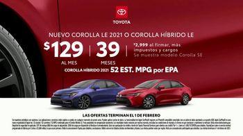 Toyota TV Spot, 'Querida helada' [Spanish] [T2] - Thumbnail 6