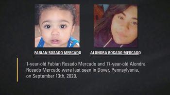 National Center for Missing & Exploited Children TV Spot, 'Fabian and Alondra' - Thumbnail 2