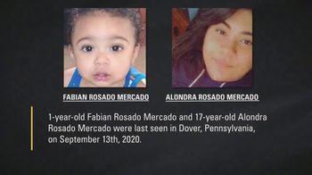 National Center for Missing & Exploited Children TV Spot, 'Fabian and Alondra' - Thumbnail 4