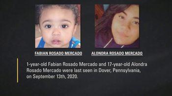 National Center for Missing & Exploited Children TV Spot, 'Fabian and Alondra' - Thumbnail 5