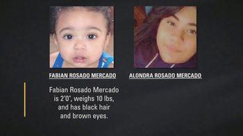 National Center for Missing & Exploited Children TV Spot, 'Fabian and Alondra' - Thumbnail 7