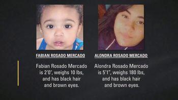 National Center for Missing & Exploited Children TV Spot, 'Fabian and Alondra'