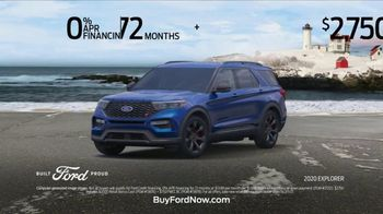 Ford TV Spot, 'Built for Weather' [T2] - Thumbnail 10