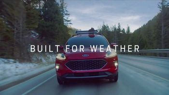 Ford TV Spot, 'Built for Weather' [T2] - Thumbnail 8
