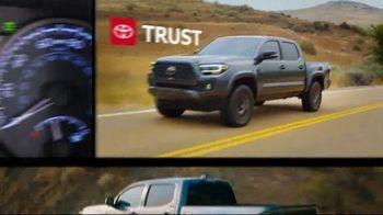 Toyota TV Spot, 'Truck You Can Trust' [T2] - Thumbnail 3