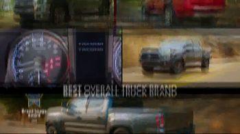 Toyota TV Spot, 'Truck You Can Trust' [T2] - Thumbnail 4