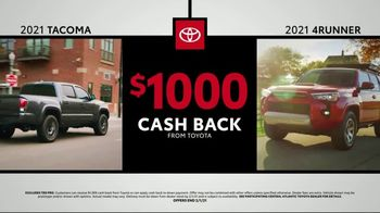 Toyota TV Spot, 'Truck You Can Trust' [T2] - Thumbnail 8