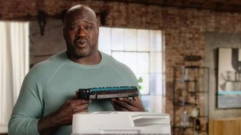 Epson EcoTank TV Spot, 'Print All the Color You Want' Featuring Shaquille O'Neal - Thumbnail 2