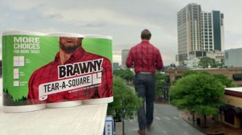 Brawny Tear-A-Square TV Spot, 'Occasions One' - Thumbnail 6