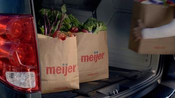 Meijer TV Spot, 'Free Pickup: Working From Home' - Thumbnail 8