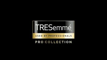 TRESemmé Keratin Repair TV Spot, 'Work Your Style' - Thumbnail 1
