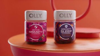 Olly Nutrition TV Spot, 'Happy Inside Out'