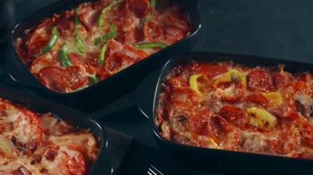 Marco's Pizza Build Your Own Pizza Bowl TV Spot, 'Mouthwatering'