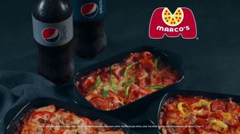 Marco's Pizza Build Your Own Pizza Bowl TV Spot, 'Mouthwatering' - Thumbnail 10