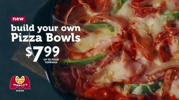 Marco's Pizza Build Your Own Pizza Bowl TV Spot, 'Mouthwatering' - Thumbnail 6