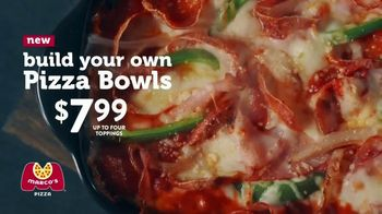 Marco's Pizza Build Your Own Pizza Bowl TV Spot, 'Mouthwatering' - Thumbnail 7