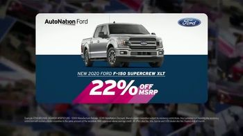 AutoNation Ford TV Spot, 'Every Car Has a Story: 22% Off' - Thumbnail 6